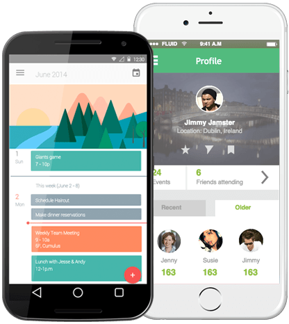 ui design ideas material design bring your ideas to life quickly ui design ideas - App Design Ideas